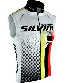 SILVINI pánská vesta TEAM MJ818 white