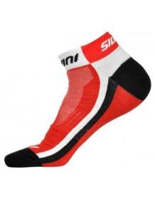 SILVINI kotníčkové ponožky PLIMA UA622 red