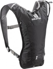 SALOMON batoh AGILE 2 set black-iron-white