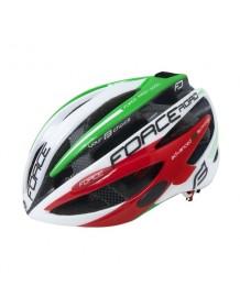 FORCE cyklo helma ROAD PRO Italy