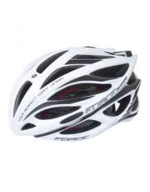 FORCE cyklo helma SCORPIO bílá