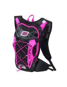 FORCE batoh ARON PRO 10 l černo-růžový