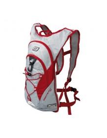 FORCE batoh BERRY 12 l černo-červený