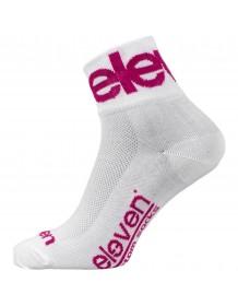 ELEVEN ponožky HOWA Two white/violet