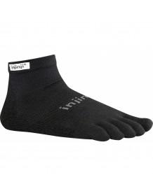 INJINJI prstové ponožky RUN COOLMAX lightweight mini - černá