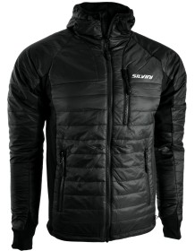 SILVINI  pánská primaloftová bunda RUTOR MJ907 black