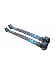 SKI GO kolečkové lyže CLASSIC Carbon