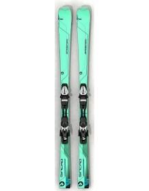 SPORTEN sjezdové lyže SINCRO set green