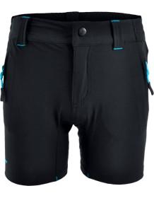 SILVINI junior MTB cyklistické kalhoty ARVO CP813 black-blue