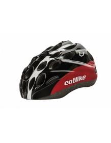 CATLIKE dětská cyklo helma KITTEN R012 red-black