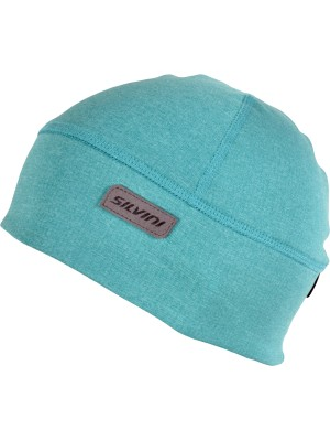 SILVINI čepice PAGLIA UA1138 turquoise