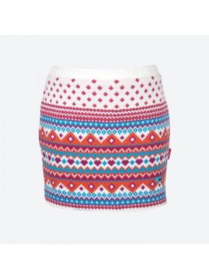 710a7754cde KAMA - - KAMA pletená sukně 6001 - bílá - S