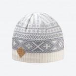 KAMA pletená čepice A117 - bílá