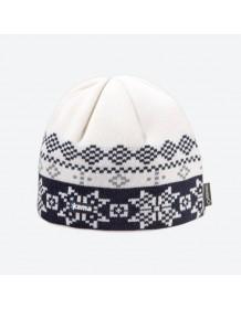 KAMA pletená čepice A119 - bílá
