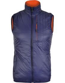 SILVINI pánská primaloftová vesta TICINO MJ1104 navy-orange