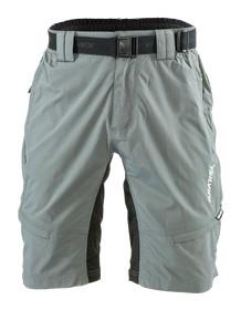 SILVINI pánské volné MTB kalhoty RANGO MP857 cloud-lime
