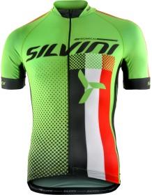 SILVINI pánský cyklistický dres TEAM MD836 navy