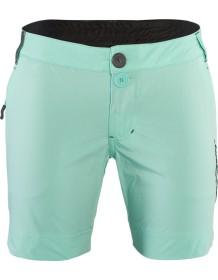 SILVINI dámské MTB kalhoty CIANE WP1215 turquoise-charcoal