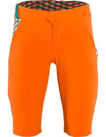 SILVINI dámské MTB kalhoty ALMA WP1213 orange-turquoise
