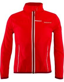 SILVINI dětská cyklistická bunda PUNTA CJ1235 red-merlot