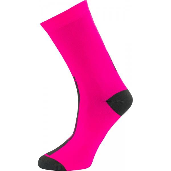 ua1243 - SILVINI ponožky NERA UA1243 pink-charcoal - 39-41 758eb743fe