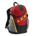 LEKI batoh Daypack 28l black-red-silver