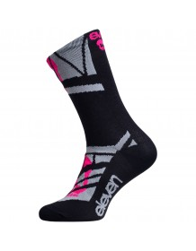 ELEVEN Ponožky SUURI Skull Pink