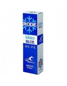 Rode K20 Klister Blue