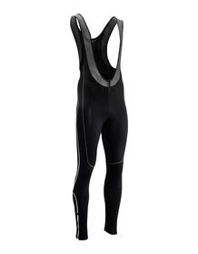 SILVINI pánské cyklistické kalhoty MOVENZA Top Cycle MP1320 s membránou black