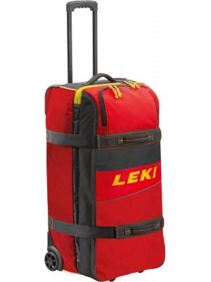 LEKI cestovní taška Travel Trolley red 110L