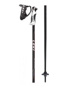 LEKI sjezdové hole Speed Lite S black/white