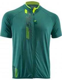 SILVINI pánské triko TURANO Pro MD1423 olive-neon