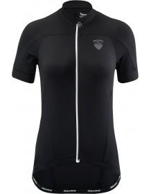 SILVINI dámský cyklistický dres BORMIDA WD1427 charcoal