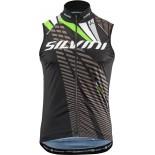 SILVINI pánská vesta TEAM MJ1404 black-green