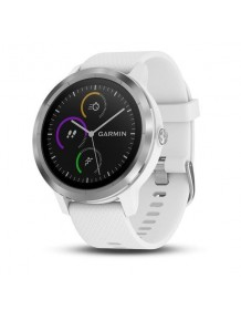GARMIN vivoactive3 Optic Silver - White band