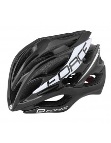 FORCE cyklo helma SAURUS černá