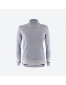 KAMA dámský svetr bez podšívky 5022 - šedý