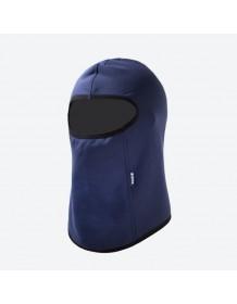 KAMA fleecová kukla D24 - modrá