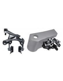 SHIMANO brzdové čelisti ULTEGRA BRR8010 direct mount přední + zadní přední + zadní