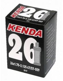 KENDA duše 26x1.75-2.125 (47/57-559) AV DL.VENTIL