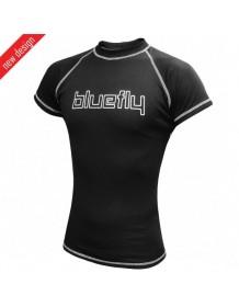 BLUEFLY triko Termo Pro krátký rukáv - černé ecc9f1397f