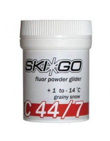 Ski go Powder 30g C44/7 +1/-14°C