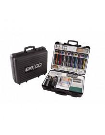 SkiGo kufr na vosky a servis velký