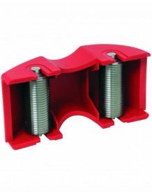 Swix strukturovací nástroj Compact Double Steel Roller Tool T0404