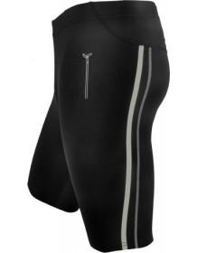 SILVINI pánské kalhoty krátké běžecké LAMBRO MP614 black