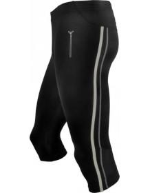 SILVINI pánské kalhoty 3/4 běžecké LAMBRO MP386 black
