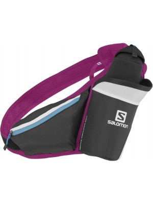 SALOMON ledvinka Ultra Insulated belt blue/berry 14-15
