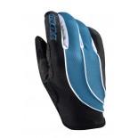 YOKO cyklo gelové rukavice - YBG 20L petrol