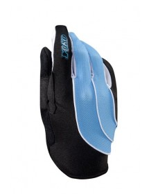 YOKO cyklo gelové rukavice - YBG 2L LADIES turquoise