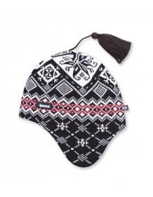 KAMA pletená čepice A74 - černá